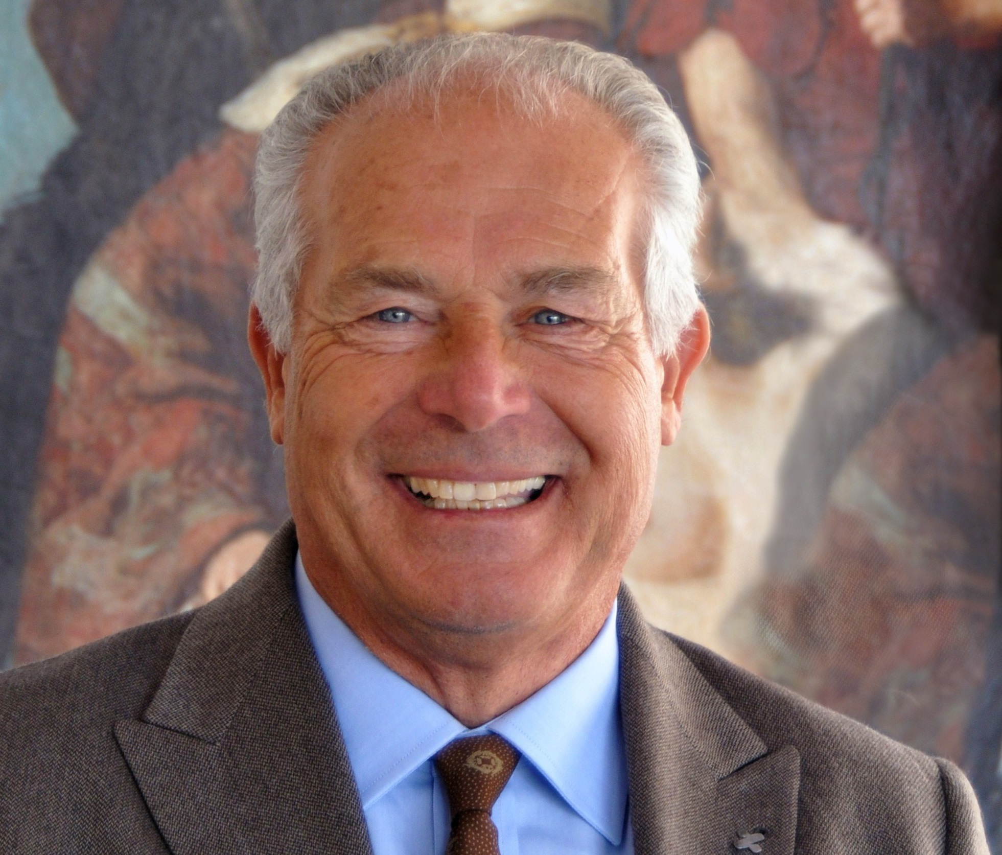 Giuseppe Nardella, chairman of the publishing group Tecniche Nuove