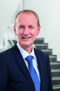 German Wankmiller, Chairman of the Management Board and Chief Executive Officer at GROB-WERKE