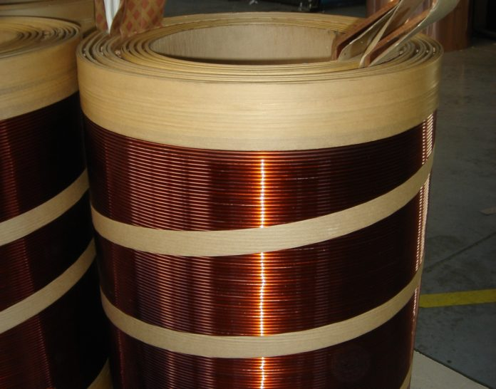 electrical windings production