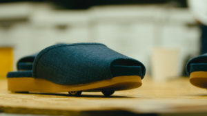 Nissan's self-parking slippers