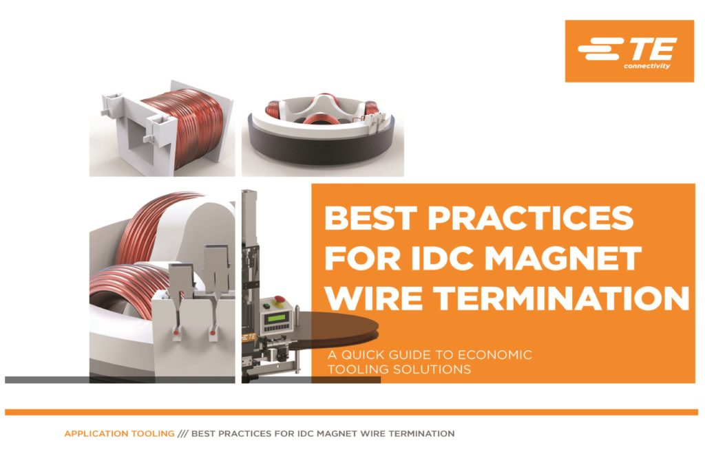 Best practice for IDC magnet wire termination