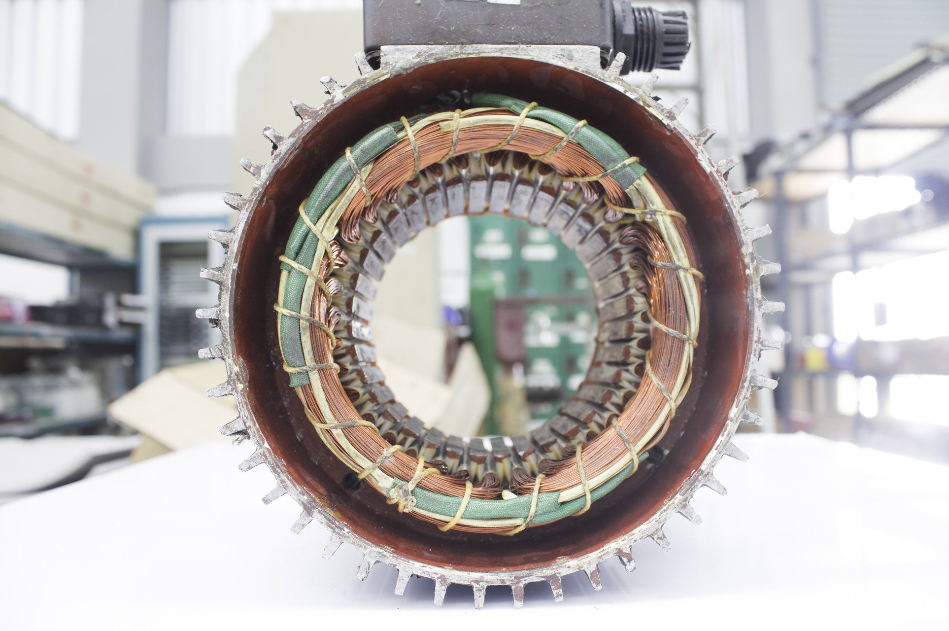 ac or dc motors