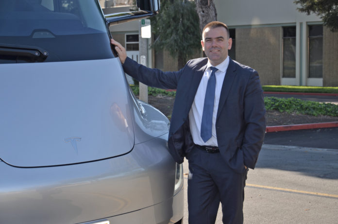 Ferenc Lajkó, Ceo of Waberer's.