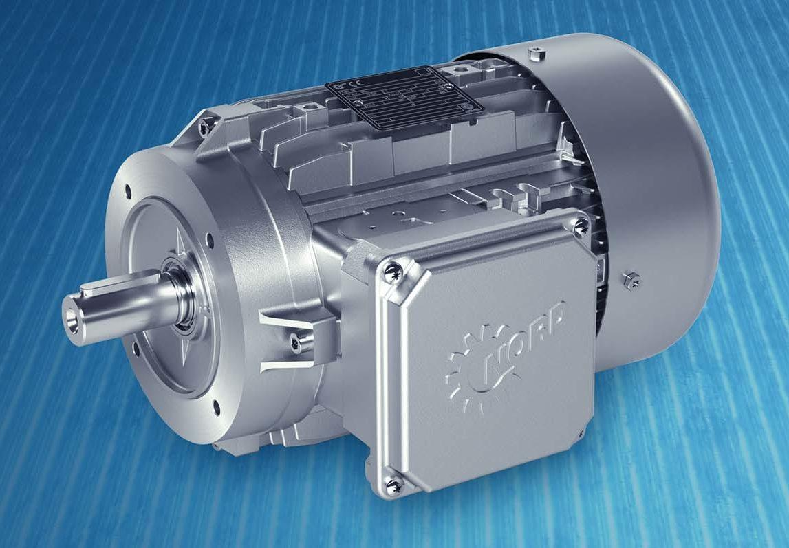 Energy saving IE4 synchronous motors - Electric Motor