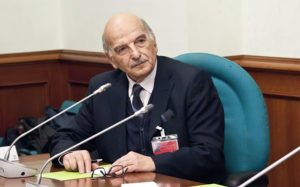 Enzo Chiricozzi, Professor Emeritus of Electrical Machines University of L'Aquila