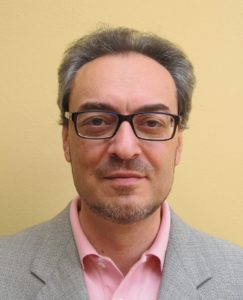 Professor Marco Tursini, ordinary professor of the Department of Industrial and Information Engineering and Economics at L'Aquila University