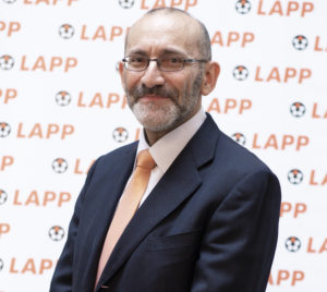 Gaetano Grasso, Product Management & Marketing Manager of LAPP Italia